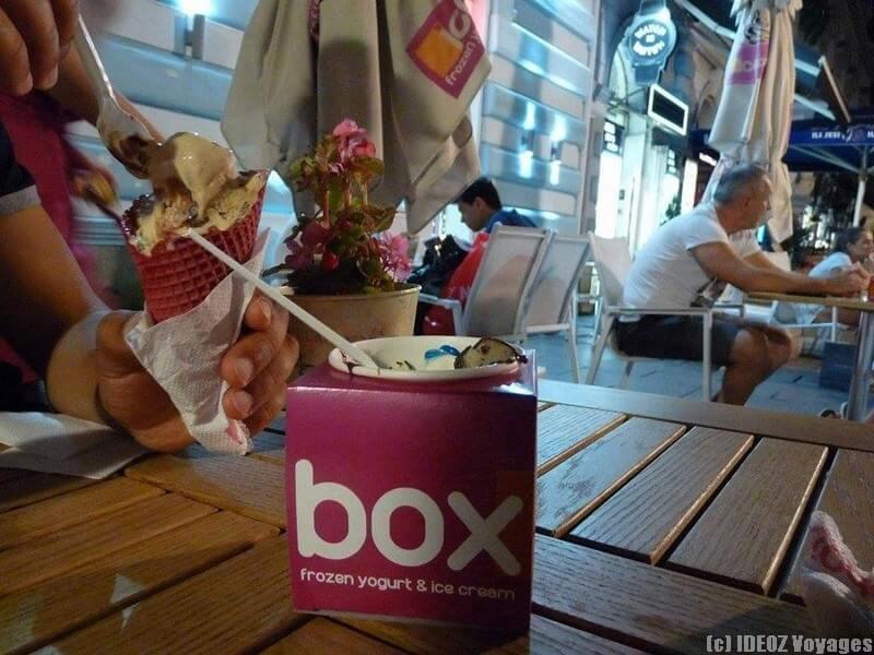 Belgrade ice box glaces délicieuses