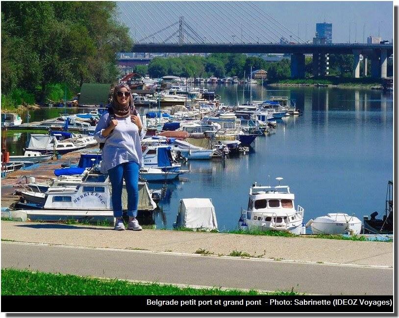 Petit port de Belgrade