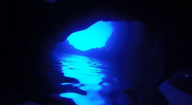 Bisevo Modra Spilja grotte bleue