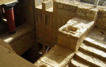 crete vestiges antiques