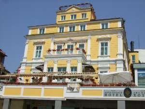 Hotel Ana Palas à Roussé en Bulgarie