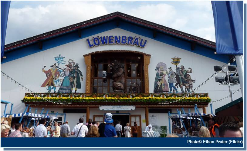 Oktoberfest Munich Lowenbrau