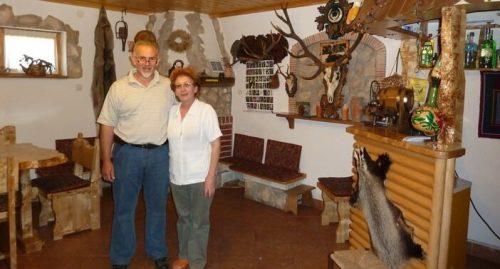 Pansion Mrzlin Grad chez Branko et Sonja (Plitvice) ; plus qu'une expérience culinaire! 12