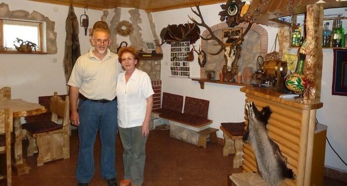 Pansion Mrzlin Grad chez Branko et Sonja (Plitvice) ; plus qu'une expérience culinaire!