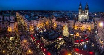 Où fêter Noël et le Réveillon du Nouvel An en Europe?
