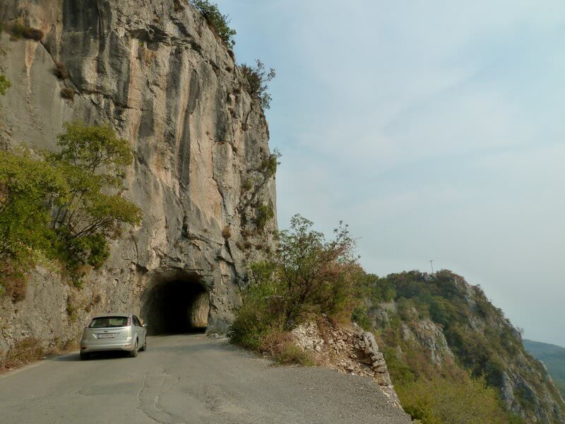 Route vers Ostrog