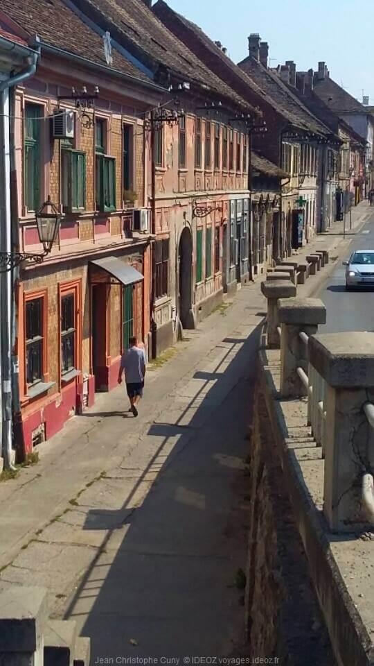 Rue de Novi Sad