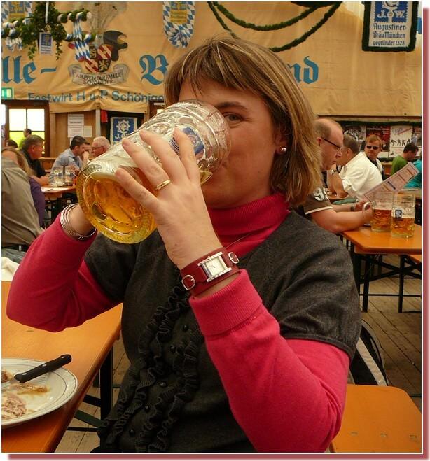 savourer la mass bier a la wiesn munich