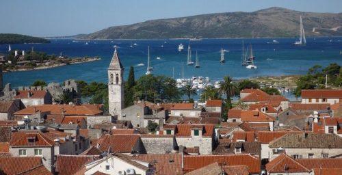 Village de Dalmatie