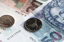 billets de kunas monnaie croate