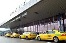 taxis AAA prague aeroport Hvaclav havel