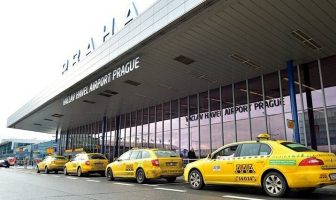 taxis AAA prague aeroport Hvaclav havel