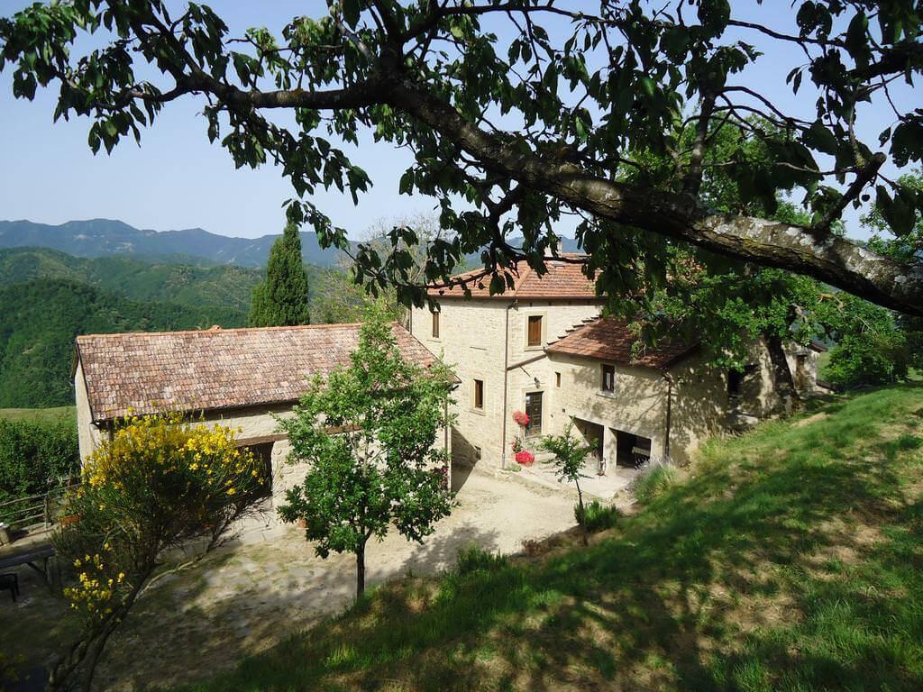Agriturismo I Monti di Salecchio Marradi