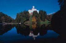 Chateau Trakoscan en Croatie du nord