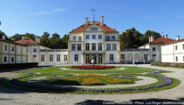 chateau et jardin furstenried