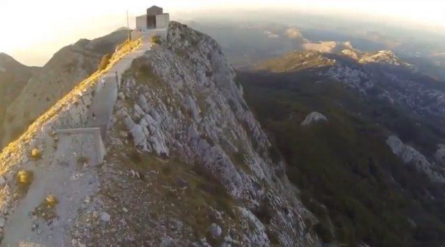 Mont Lovcen et mausolée