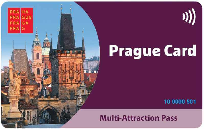 OH Prague card