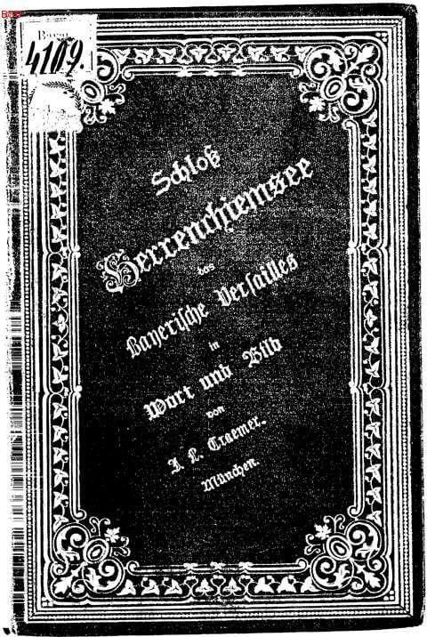 guide herrenchiemsee 1887