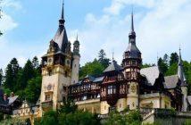 Chateau Peles Roumanie