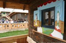 drvengrad volets décorés