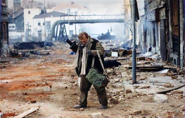harrison's flowers photographe dans vukovar détruite