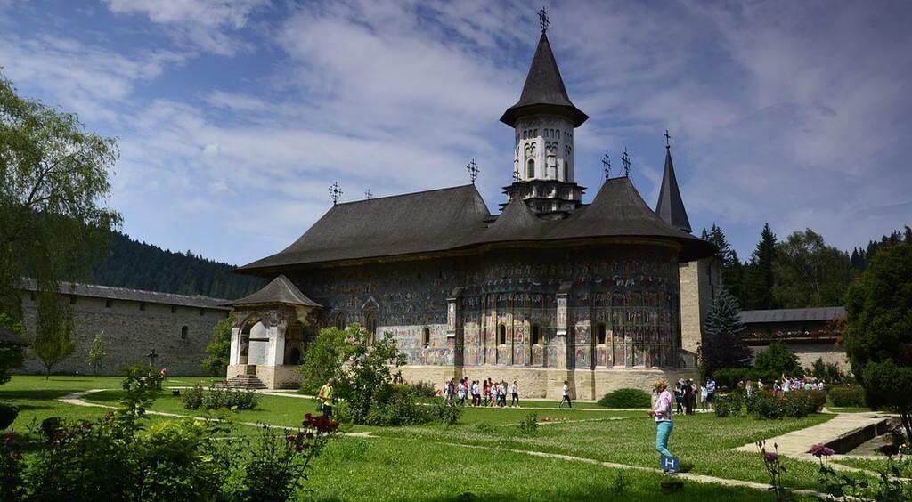 monastere en roumanie