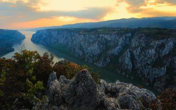 parc national Djerdap Danube dunau