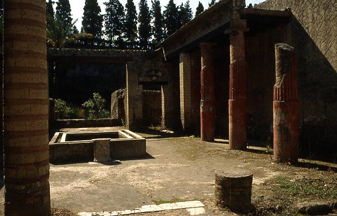 Herculanum Atrium