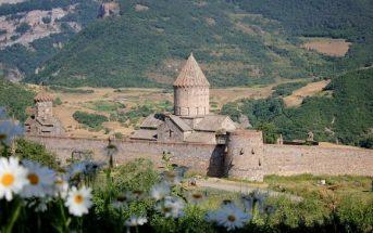 monastère en Arménie