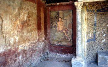 Pompei maison Tiburtina Narcisse