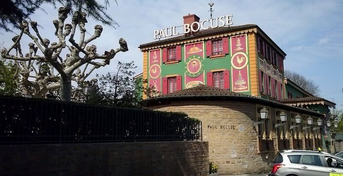restaurant chez Paul Bocuse