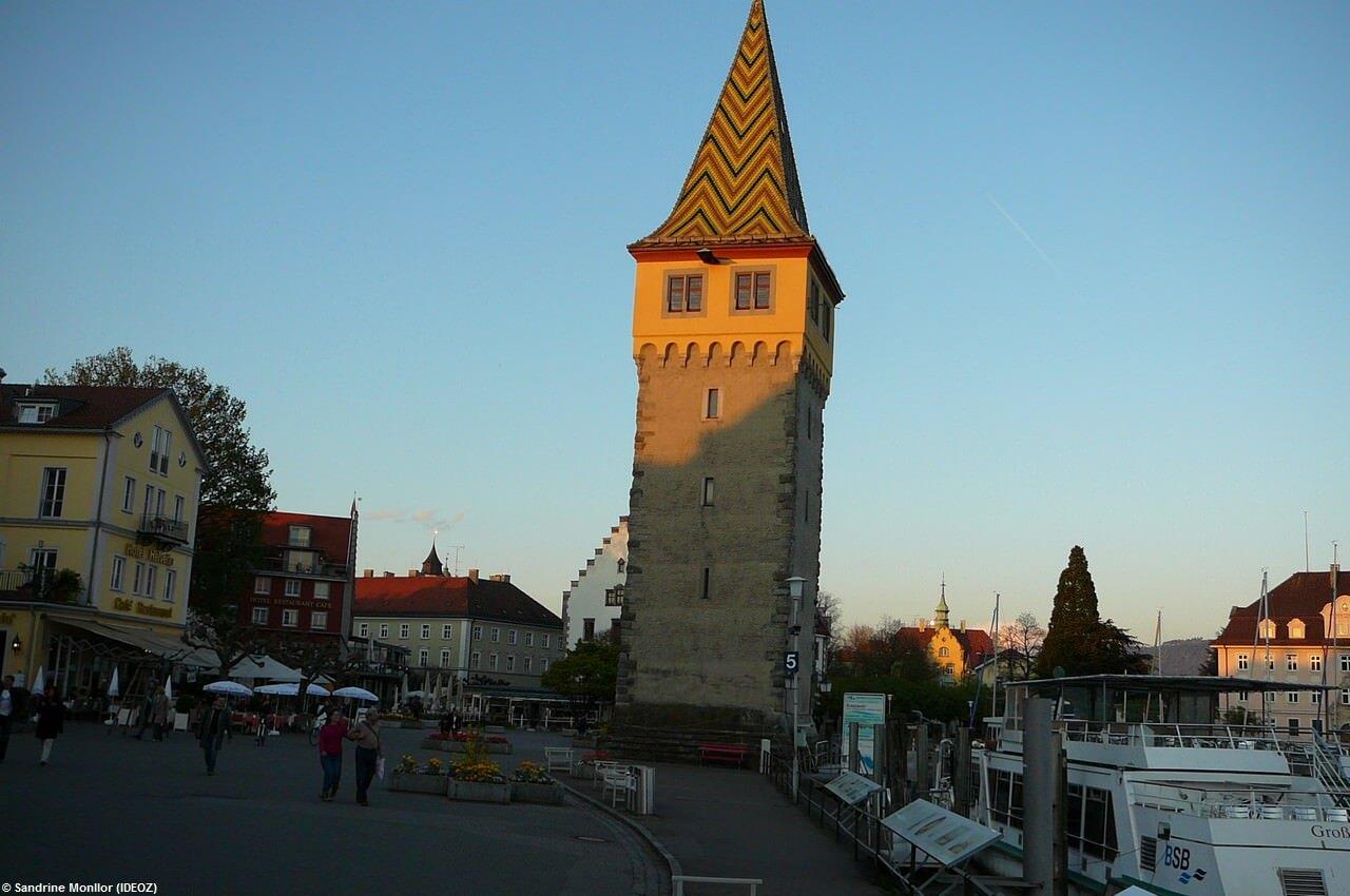 Tour du port à Lindau