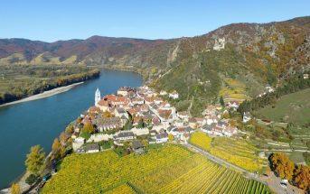 vallée du Rhin en Allemagne