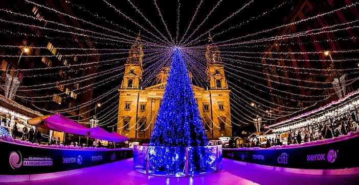Que Faire A Noel.Que Faire A Budapest A Noel Sorties Et Restaurants Suggérés