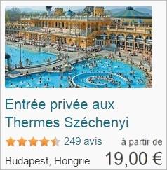 Budapest thermes szechenyi Viator