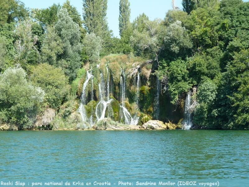 Roski Slap parc de Krka