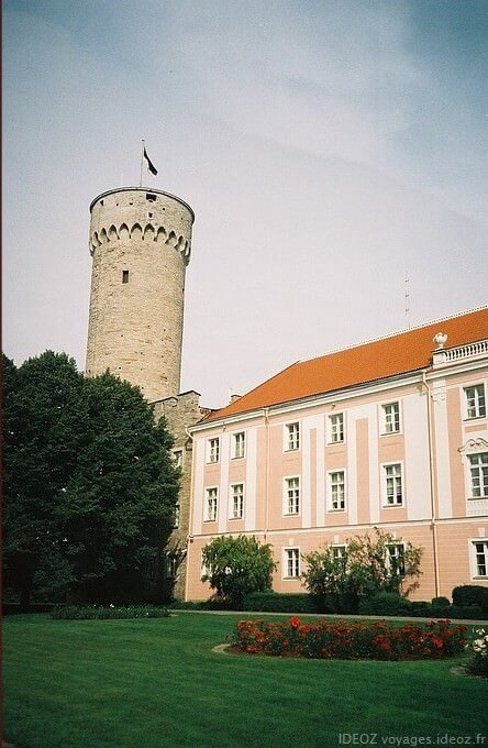 Tallinn Chateau Toompea