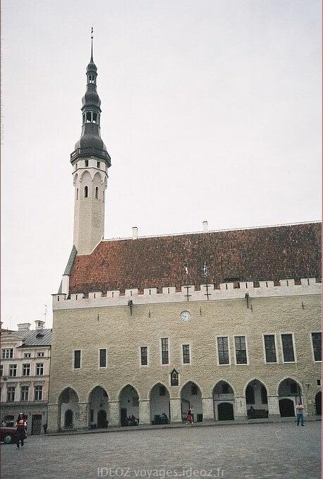 Tallinn hotel de ville