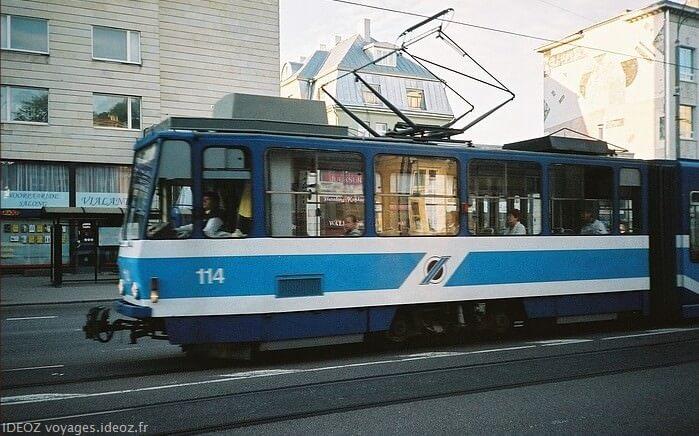 Tramway Tallinn