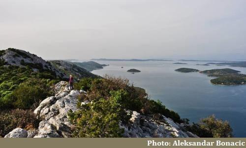Dugi Otok staza orljak