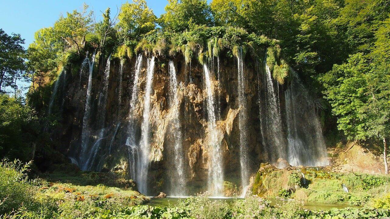 Galovcki buk parc national de Plitvice