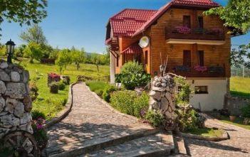 Mrzlingrad à Plitvice