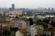 Novi Zagreb quartirs populaires et blocs communistes
