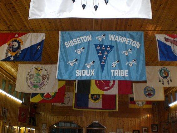 Sisseton Wahpeton sioux tribe