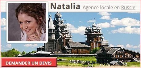 agence de voyage en russie
