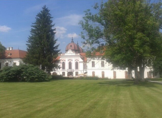 chateau Godollo en Hongrie