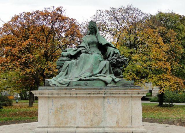 Sissi et la Hongrie : Sissi Tour et Sissistrasse, sur les pas de l'Impératrice Elisabeth à Budapest 2