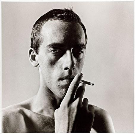 David Wojnarowicz Cigarette