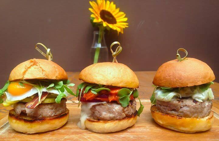 Mali Bar mini burgers