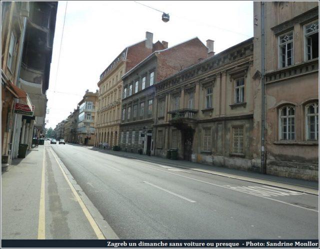 Un dimanche à Zagreb